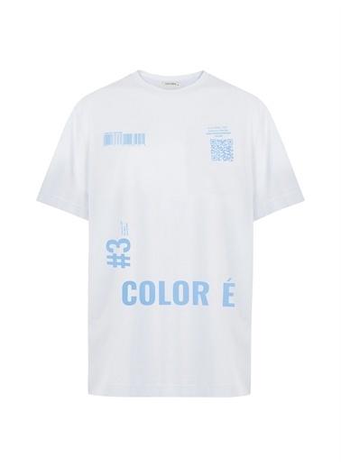 Nocturne Tişört Mavi